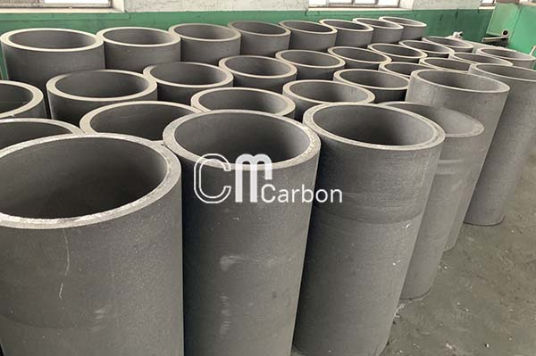 Graphite Crucible for Anode Material Purify